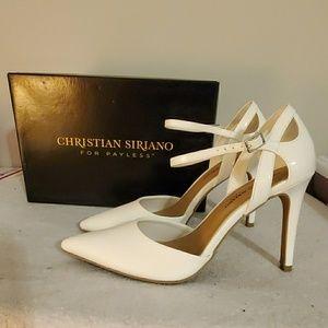 Christian Siriano Klarissa Ankle Strap heel